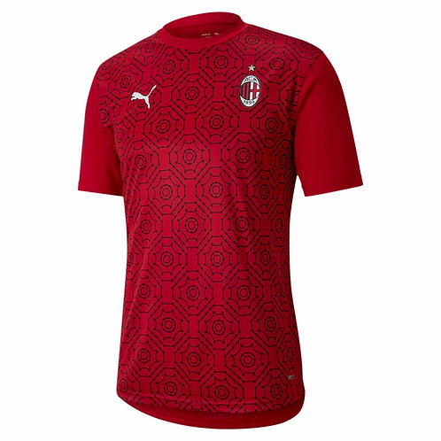PUMA Maillot Milan AC PréMatch 2020-2021 (758229-01)