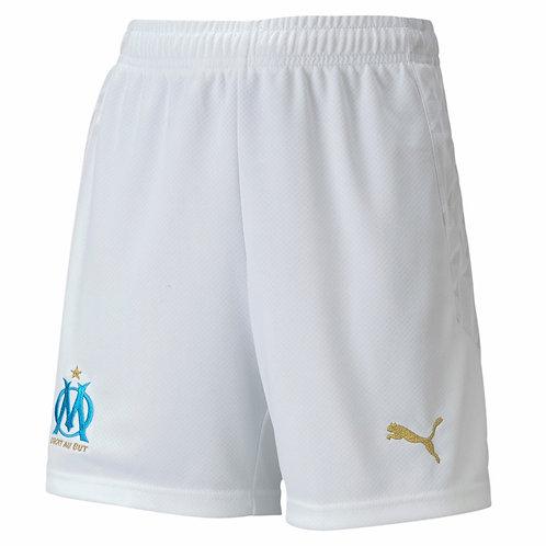 PUMA Short Olympique de Marseille Home 2020-2021 (757041-01)