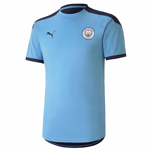 PUMA Maillot Manchester City Training Home 2020-2021 (757878-01)