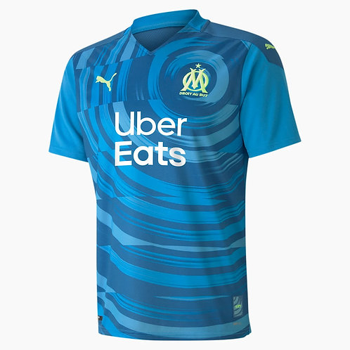 PUMA Maillot Olympique de Marseille Third Junior 2020-2021 (757048-04)