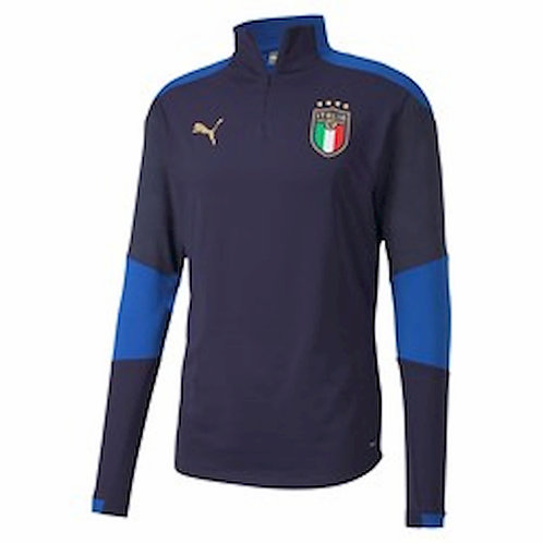 PUMA Sweat Italie Training 2020-2021 (757215-04)