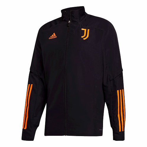ADIDAS Veste Juventus Turin Présentation UCL 2020-2021 (FR4276)