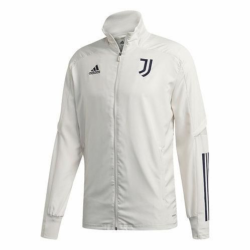 ADIDAS Veste Juventus Turin Présentation 2020-2021 (FR4285)