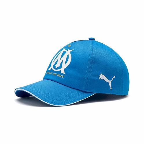 PUMA Casquette Olympique de Marseille 2020-2021 (022472-04)