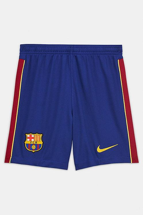 NIKE Short Barcelone FC Home Junior 2020-2021 (CD4558-455)