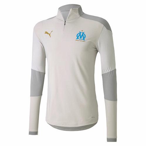 PUMA Sweat Olympique de Marseille Training 2020-2021 (757687-01)