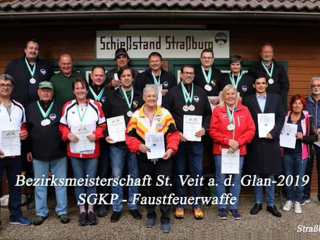 Bezirksmeisterschaft St. Veit/Glan 2019, SGKP-FFWGK