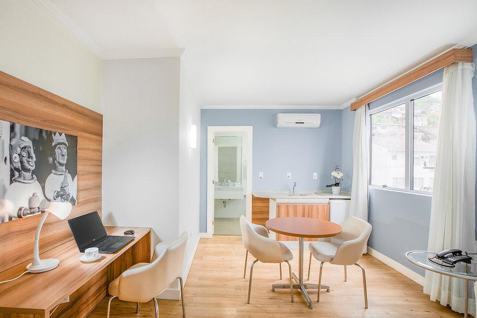 suite junior, Iate Hotel Florianopolis 2