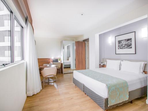 Por que se hospedar no Centro de Florianópolis no Iate Hotel?