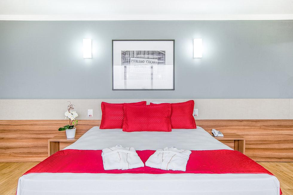 suite master, decoracao romantica, Iate