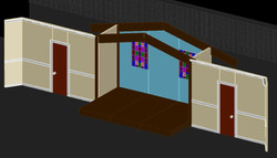 Rendered 3D View