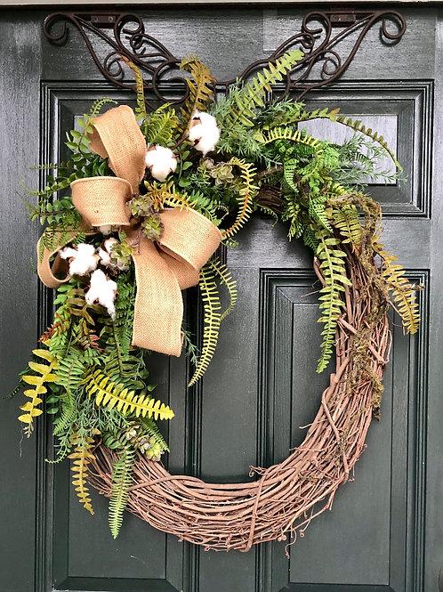 Everyday Grapevine Wreath