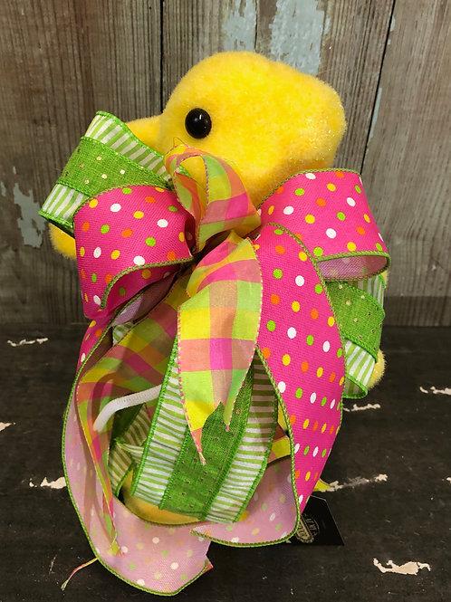 Easter Buny in Yellow