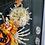 Thumbnail: Skelton wreath, Halloween wreath, Skelton on bicycle, Halloween decor