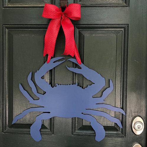 Nautical Crab Door Hanger