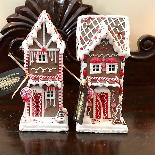 Gingerbread Townhome