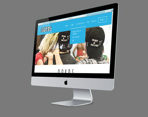 QORDS Camp Website