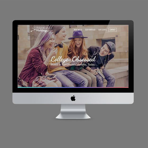 AC Holdings Website