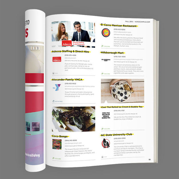 Verge Campus Magazine