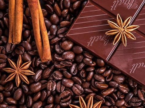 Spiced Dark Chocolate Tart
