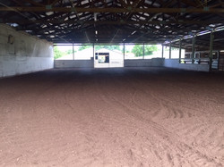 100x60 Covered Arena