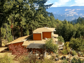 New Listing: Fully Off The Grid Cabin & Land in Alderpoint