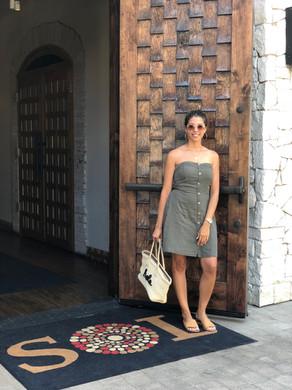 Catch a Tulum Vibe in Playa Vista, CA