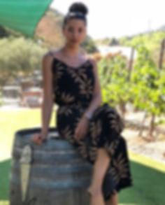 Malibu wines wine vineyard barrel who what wear target fashion ootd