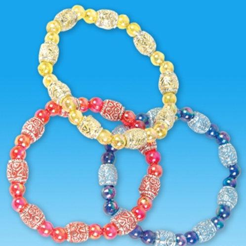 12 bracelets Luau
