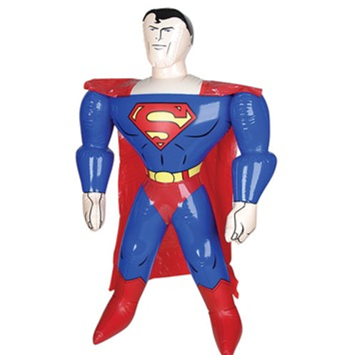 Superman gonflable 18''