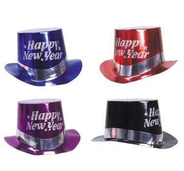 chapeau haut nouvel an