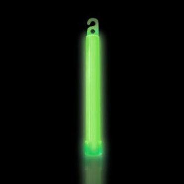 25 Bâtons lumineux 6'' vert