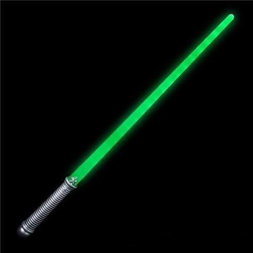 Épée laser verte
