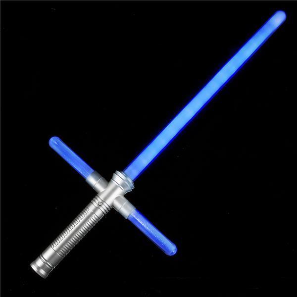 Épée star wars bleu