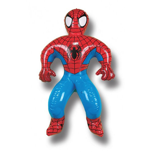 Spiderman gonflable 12''