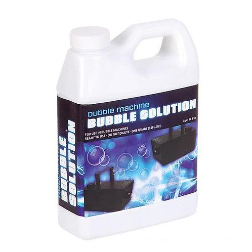 Liquide pour machine à bulles