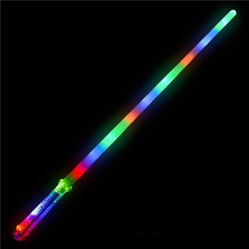 Épée laser multicouleur