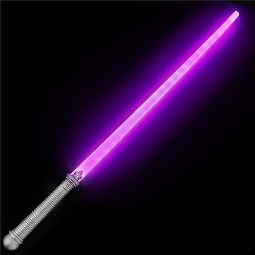Épée laser rose