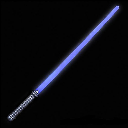 Épée laser bleue