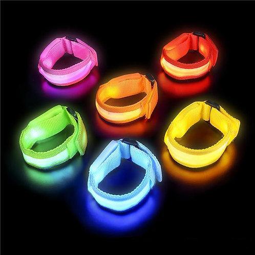 Bracelets de sécurité DEL
