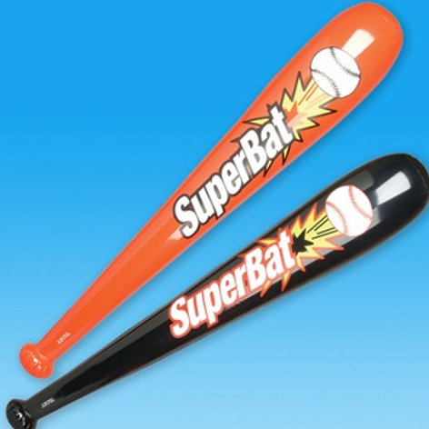 Super bâton de baseball gonflable
