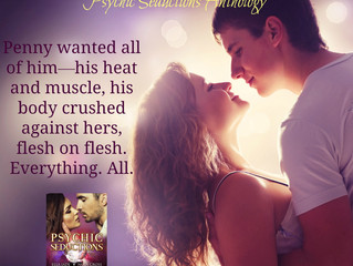 #Giveaway - Psychic Seductions