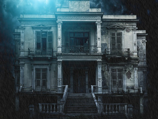 Haunted hospital phobia? Better not read this then.
