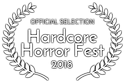 OFFICIAL SELECTION - Hardcore Horror Fes
