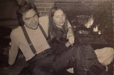 Elizabeth Kloepfer and Ted Bundy.