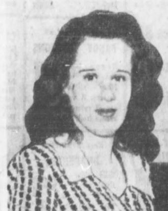 A portrait image of Juanita Marie Bailey