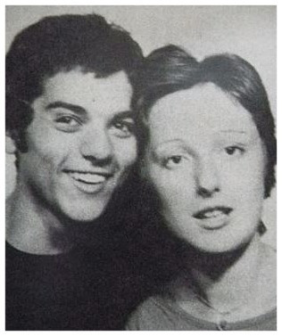 Photo of murder victims Stefania Pettini and Pasquale Gentilcore