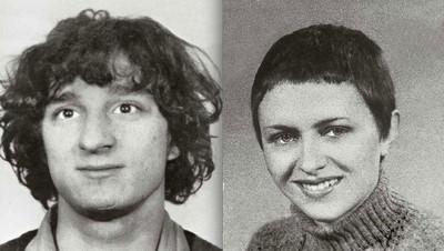 Jean-Michel Kraveichvili and Nadine Mauriot