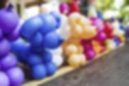 Cães balão