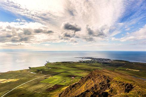 Akrafjall - Hvalfjarðarsveit - Akranes, Iceland